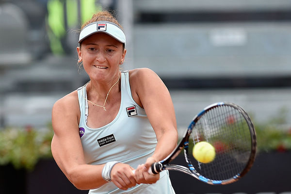Begu Slides In As Clay Court Surprise