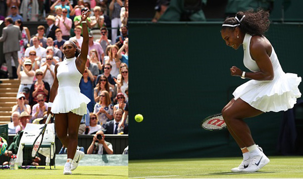 Vote: Wimbledon Best Dressed