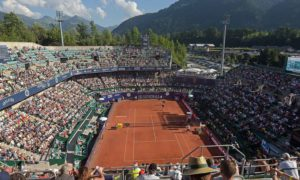 Tennis Stadium Kitzbuhel