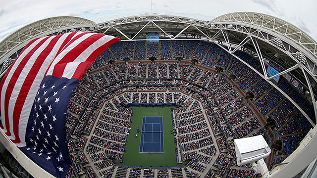 US Open: Best Photos Of The Fortnight | Tennis Courts Map Directory