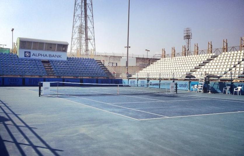Nicosia National Tennis Centre