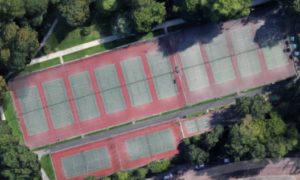 Regents Park Tennis Centre