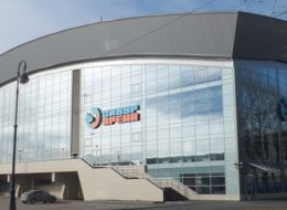 SIBUR ARENA (ST. PETERSBURG LADIES TROPHY 2020)