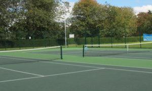 Battersea Park, London -Tennis Lessons