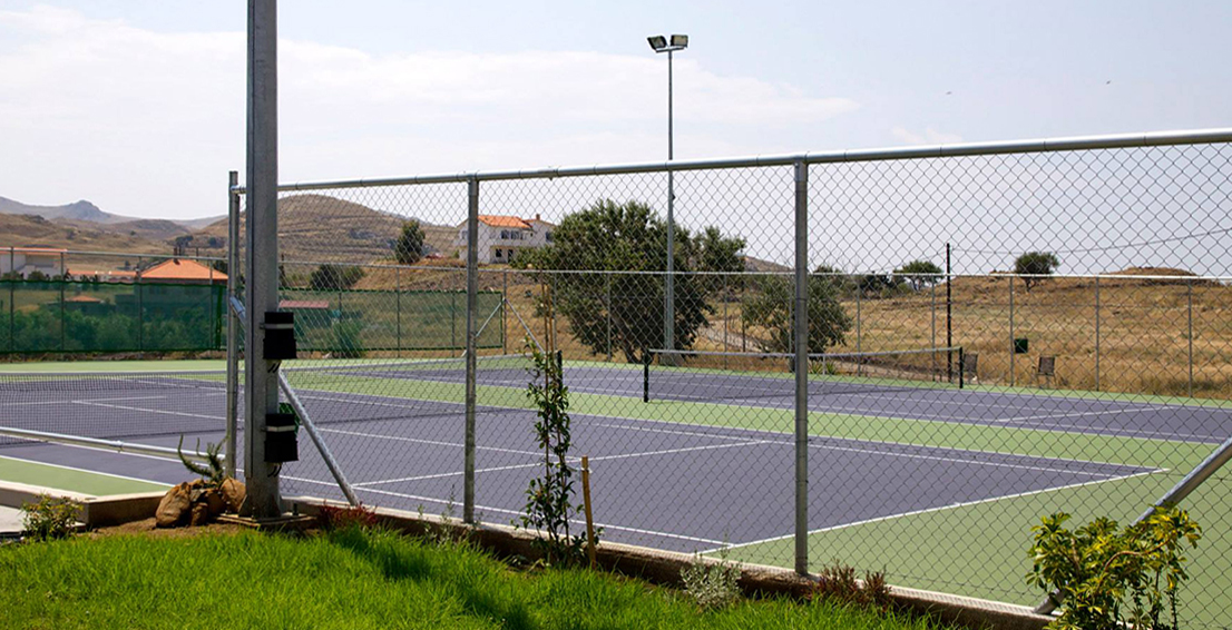 Tennis Club Lemnos Tennis Courts Map Directory