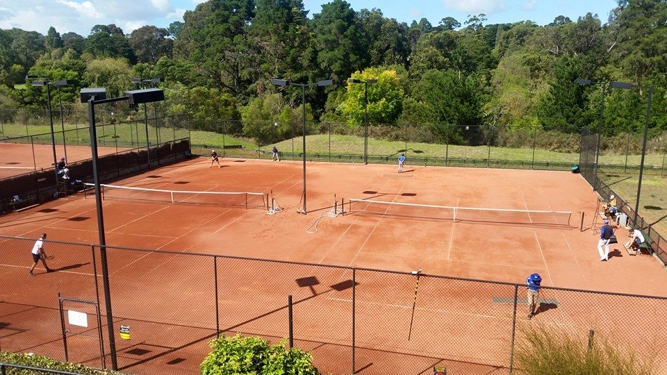 MCC Glen Iris Valley Tennis Club