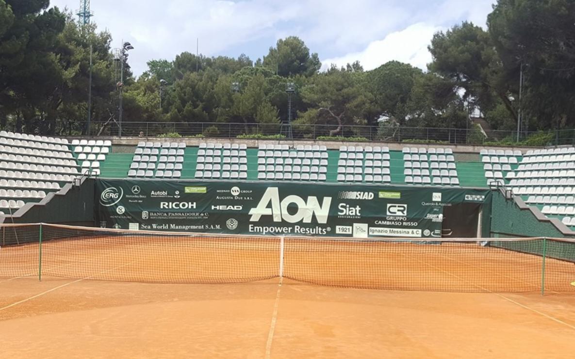 Parco di Valletta Cambiaso Tennis Courts