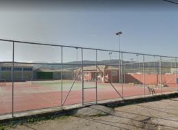 Lefkada tennis courts