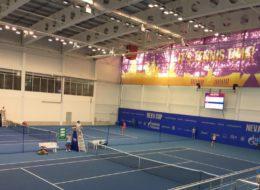 "Tennis Club ""Dynamo"" – St. Petersburg"