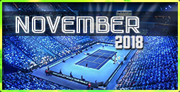 tennis events month11