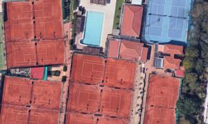 Ace Club 4 tennis