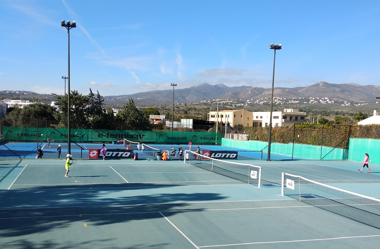 Fernandez Tennis Academy
