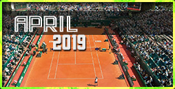 tennis events month4